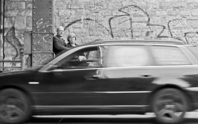 Wedding Streetfotografie