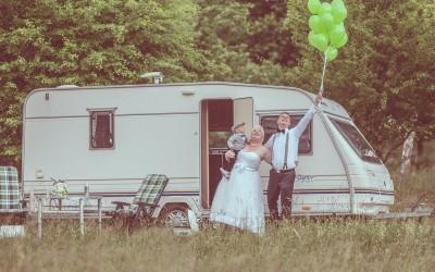Wedding Jenny & Dirk und gleich in die Flitterwochen