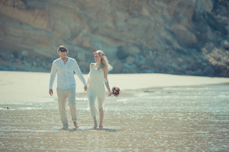 Die Liebe ist wie das Meer,