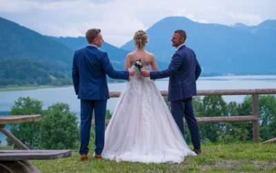 Wedding Lisa & Max Juli Tegernsee